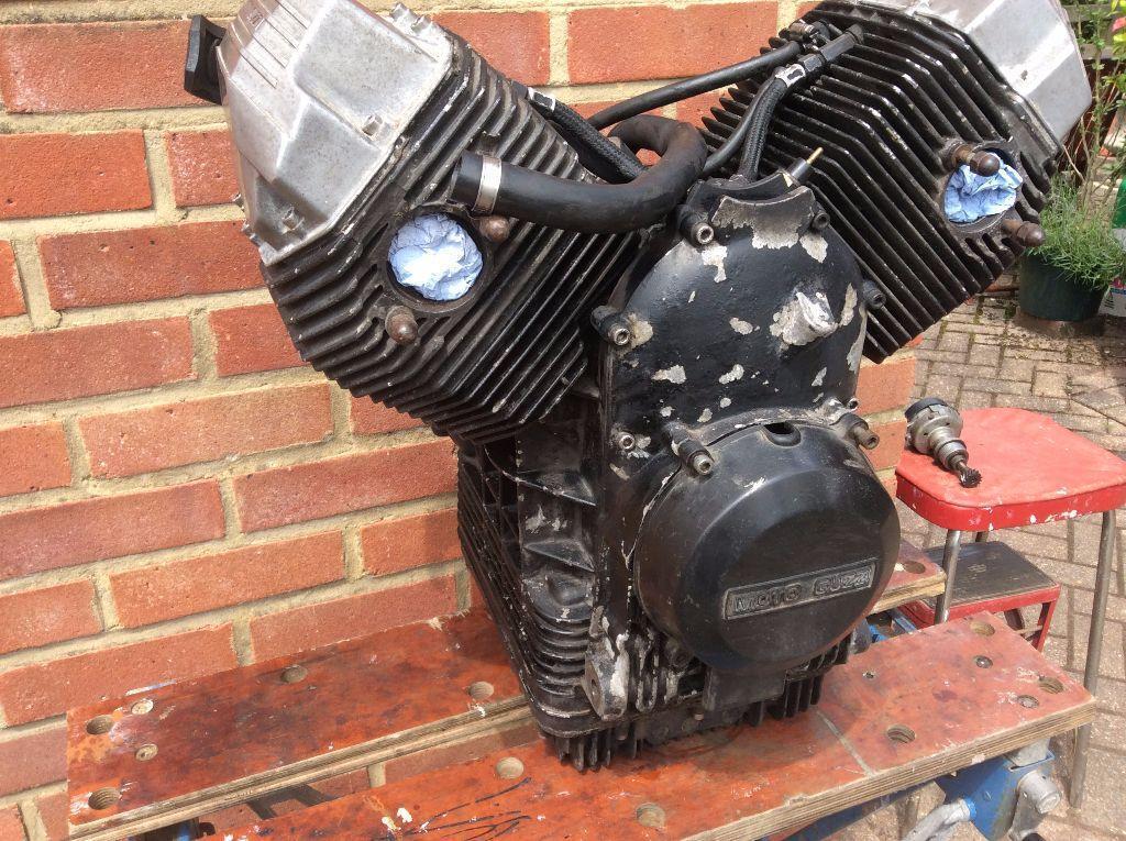Moto Guzzi California Engine In Southampton Hampshire