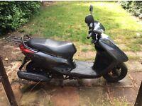 Yamaha Vity 125cc 4215 Miles -Epping Forest
