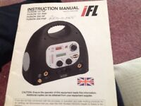 TIG 160 amp welding kit includes Argon gas stainless steel rods all in very good condition