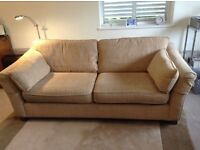 Marks and Spencer 3 seater in excellent condition