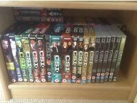 CSI Las Vagas Season 1-14 DVD