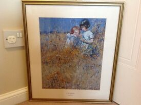 Framed print by Dorothea Sharp