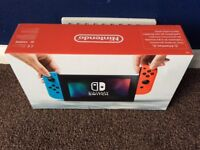 Nintendo Switch Console / Neon Pack ** NEW & SEALED **