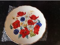 Eight collectable plates