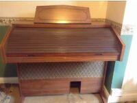 Organ cabinet