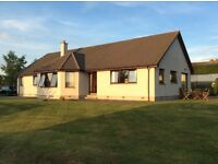 4 Bed detached bungalow for sale in Culbokie, Black Isle.