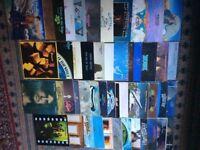 50 Progressive Rock Vinyl LP's
