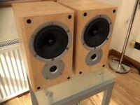 Kef Cresta 10 Bi Wire Speakers Maple Finish