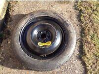 Rover 200 Series Spare Wheel