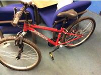 Apollo xc 24 mountain bike C362