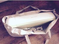 Cricut Machine - comes with carrier bag and deep cut blade