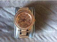 Ladies fossil wrist watch