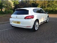 Volkswagen scirocco 2.0 gt coupe only £7590