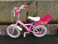 Girls Apollo pink bike