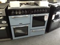 Leisure cooker master range dual fuel. new graded, 12 month gtee RRP £1000