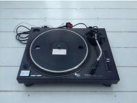 Technics 1210-MK2 with Ortofon Needle & Dust Cover