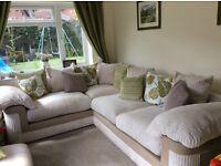 Indulgence Corner Sofa