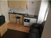 Baffins Portsmouth, studio flat within a shared house rent inclusive of all utilities.