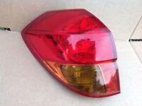 Subaru Legacy/Outback 2005-2007 Estate - Rear Light Lamp Set
