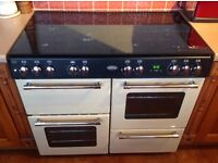 Belling Country Range 100 Dual Fual Range Cooker .