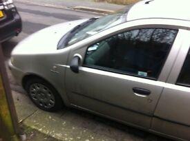 Fiat punto cheap reliable £400