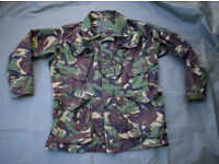 British Army - DPM Ripstop CS95 Field Jacket - 170/104 Large
