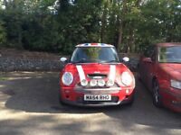 Mini Cooper S Supercharged updated loads of work carried out