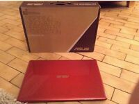 ASUS NOTEBOOK PC RED X550C