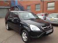 2004 Honda CR-V Automatic Good Runner with history and mot