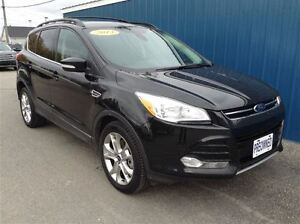 2013 Ford Escape SEL AWD LTHR MNRF NAV