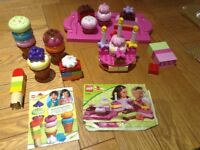 Lego duplo creative cakes and cupcake set & ice cream set