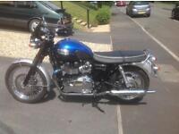Triumph Bonniville T100