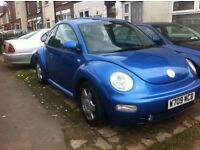 Volkswagen Beetle**PRICE DROP** LONG MOT**BARGAIN!!!