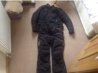 Richa motorbike jacket and trousers