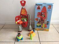 Early Learning Centre HappyLand Rocket set