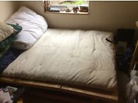 4ft x 6ft Futon Double Bed/Sofa