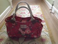Collection of ladies clothes and bags