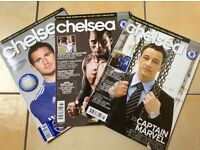 Chelsea Football Club Official Magazines