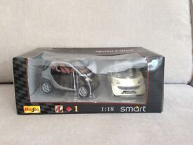 Maitso special edition 1 : 8 model Smart car