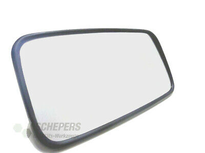 Universal Außenspiegel LKW Bus Traktor Spiegel groß  375 x185 mm