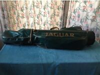 Collectors Jaguar golf bag