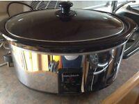 Morphs Richards 6.5l slow cooker
