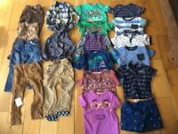 Bundle of boys clothes Age 4-5 years