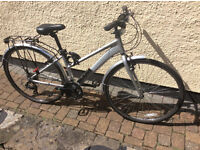 Fantastic Dawes 21 gear Ladies Bike in immaculate condition- for sale - a bargain at £200.
