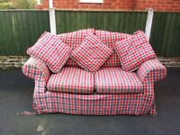 Sofa Bed- High Quality, 2 seater fold out