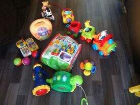 Ideal Christmas bundle of toddler toys Very good condition