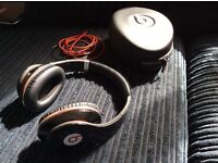 Beats by dre studio black