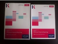CIMA F2 2016 Kaplan study text and exam practice book