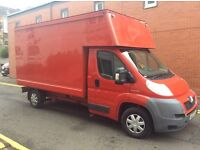 Peugeot Boxer 2.2 HDi LUTON DIESEL LOW MILE'S MOT FOR A FULL YEAR ****NO VAT***