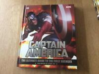 Marvel Captain America The ultimate guide.